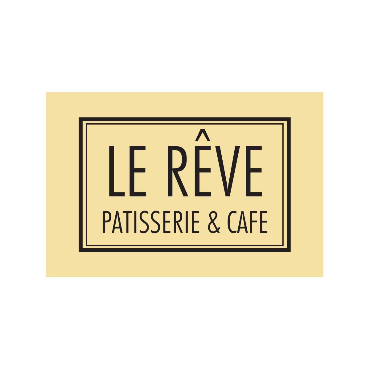 Le Rêve Patisserie and Café