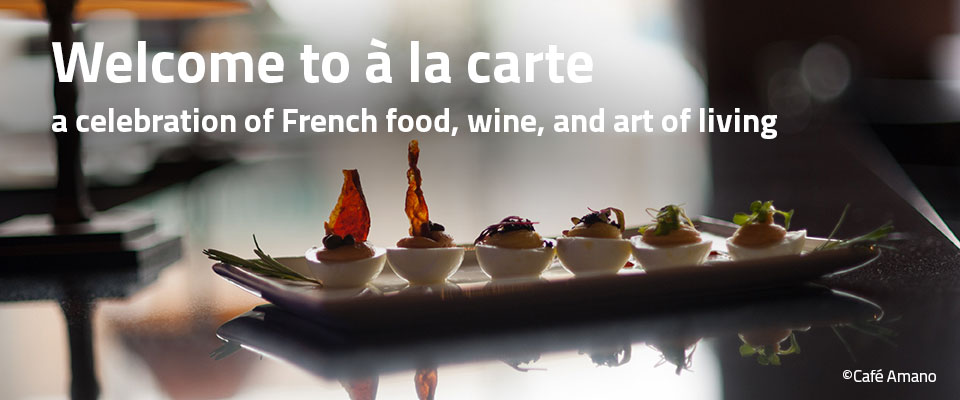 Is A Celebration Of Contemporary French Food, Wine, And Art Of Living  Designed To Excite And Inspire Food Lovers Of All Ages!